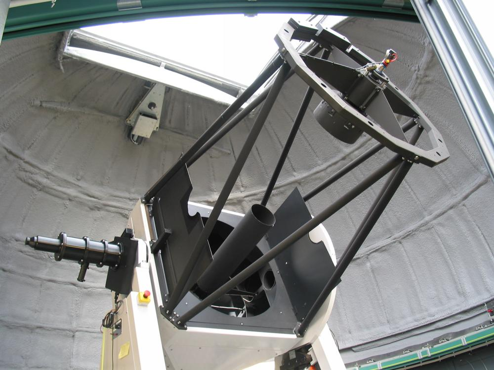 Picture of 90 cm Reflecting Telescope 'Westerlundteleskopet'