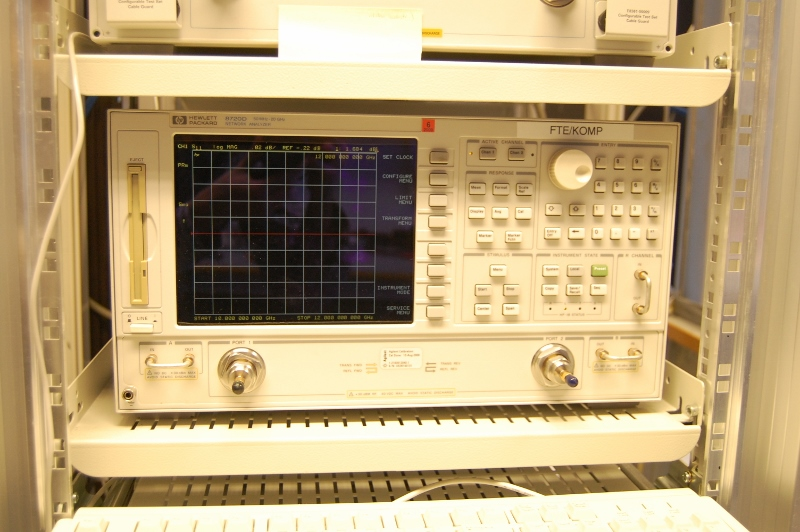 Picture of Network analyzer