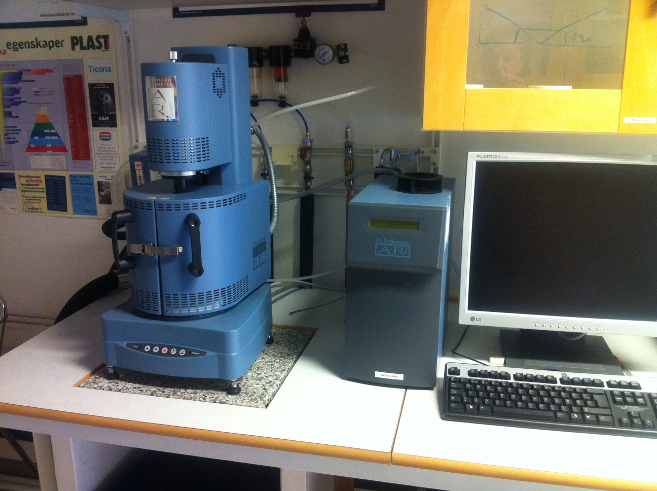 Picture of Rheometer