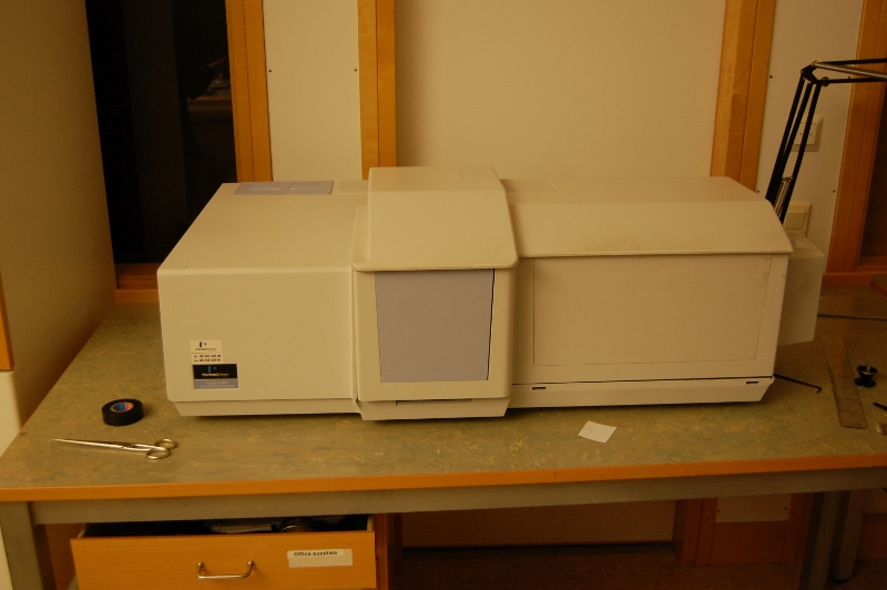 Picture of Photospectrometer
