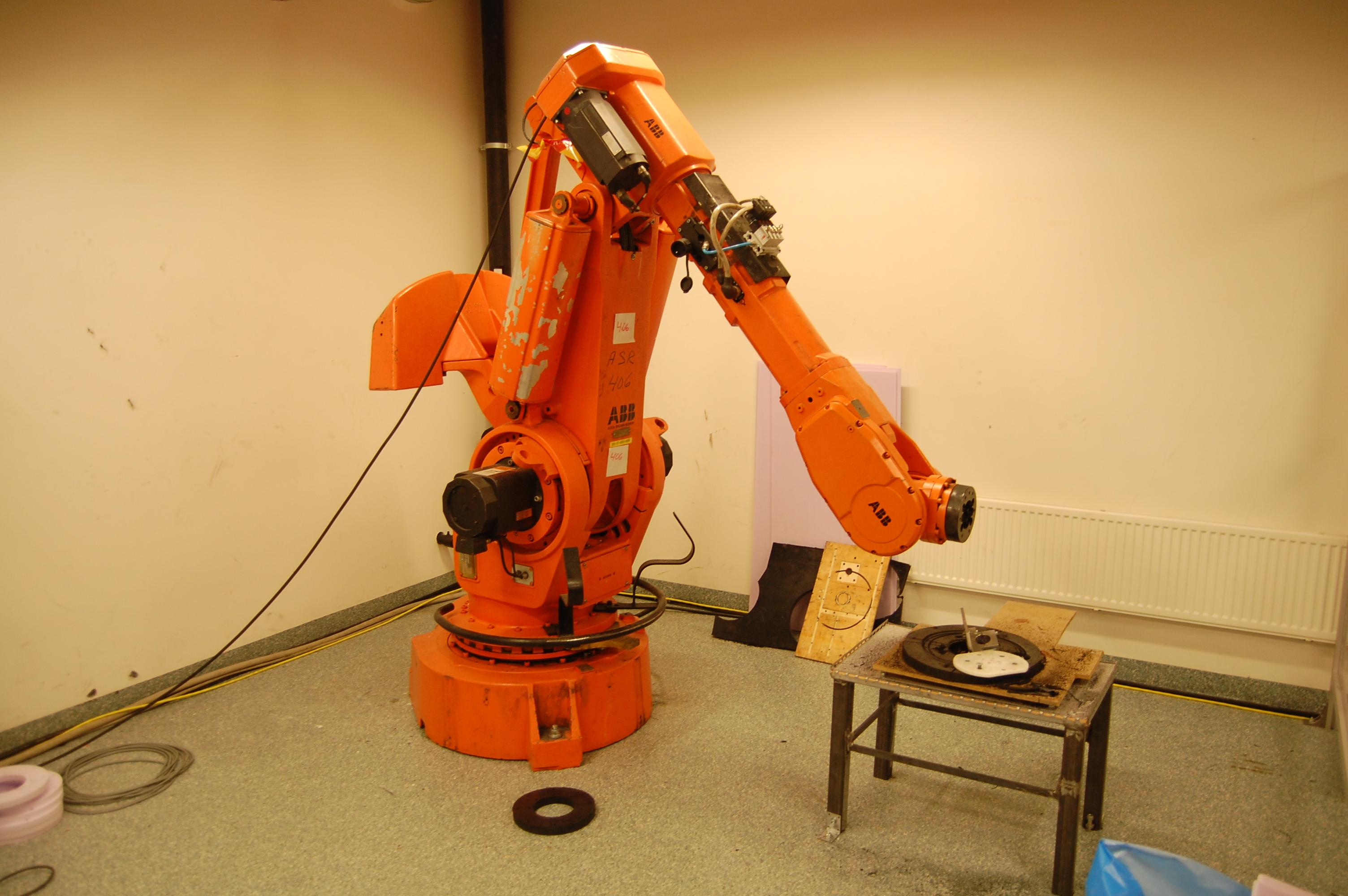 Picture of Industrial robot