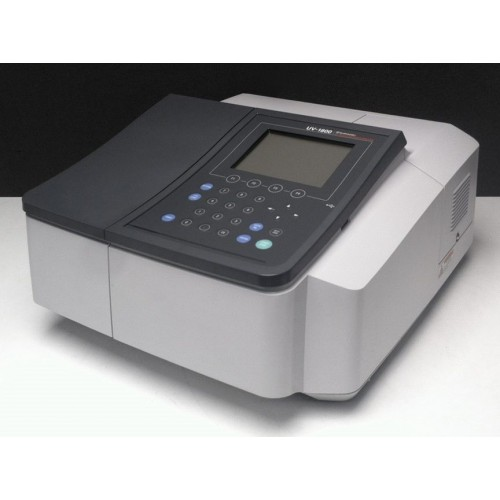 Picture of UV-vis spectrophotometer