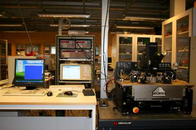 Picture of Semiconductor Characterization System
