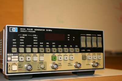Picture of Pulse generator, 50 MHz