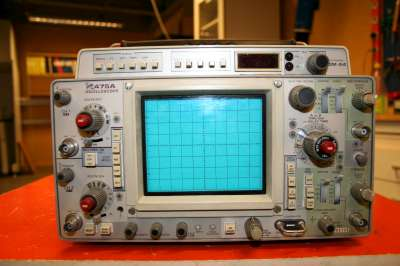 Picture of Oscilloscope, 250 MHz Dual-Trace