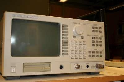 Picture of Spectrum/Network Analyzer, 150 MHz