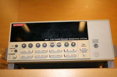 Picture of Electrometer/High-Resistance Meter