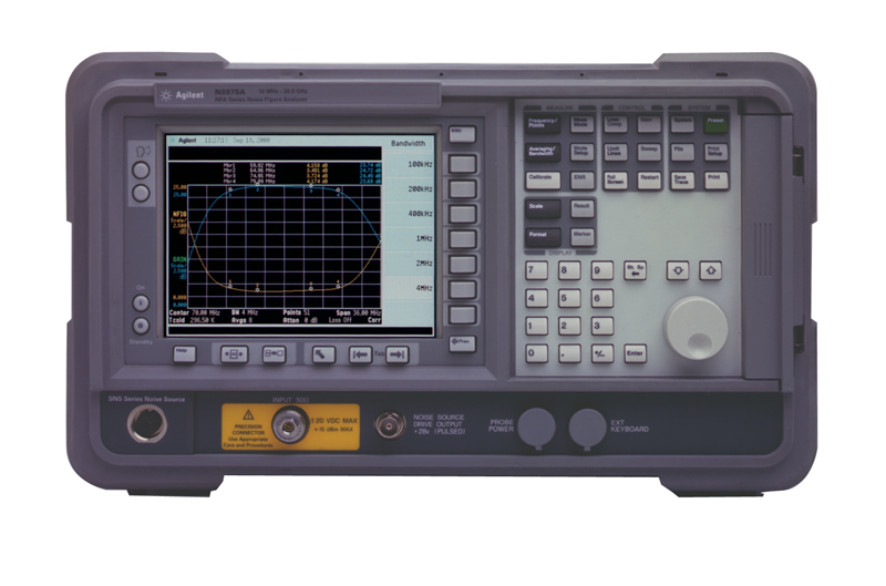 Picture of Noise Figure Analyzer  26.5GHz N8975A