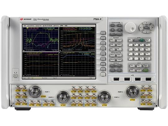 Picture of VNA Keysight PNA-X N5247A 67 GHz