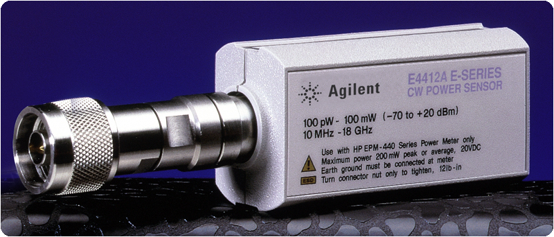 Picture of Power Sensor:E4412A Wide Dynamic Range