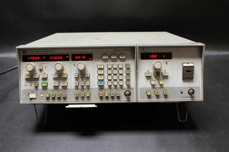 Picture of Sweep Generator: HP / Agilent 8350A