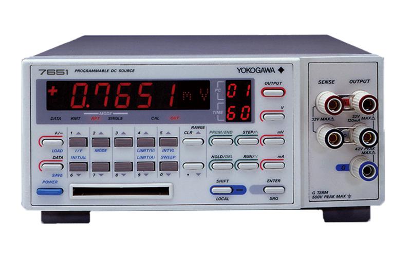 Picture of Programmable DC Source: YOKOGAWA 7651
