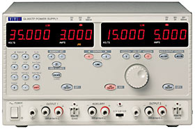 Picture of Programmable DC Source: QL355TP TTI