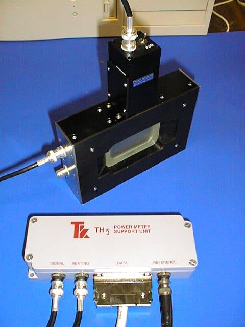 Picture of Power Meter: Thomas Keating