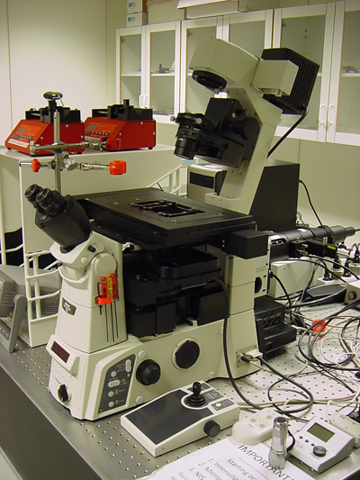 Picture of Microscope TIRF 1