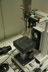 Picture of Contact angle gonimeter